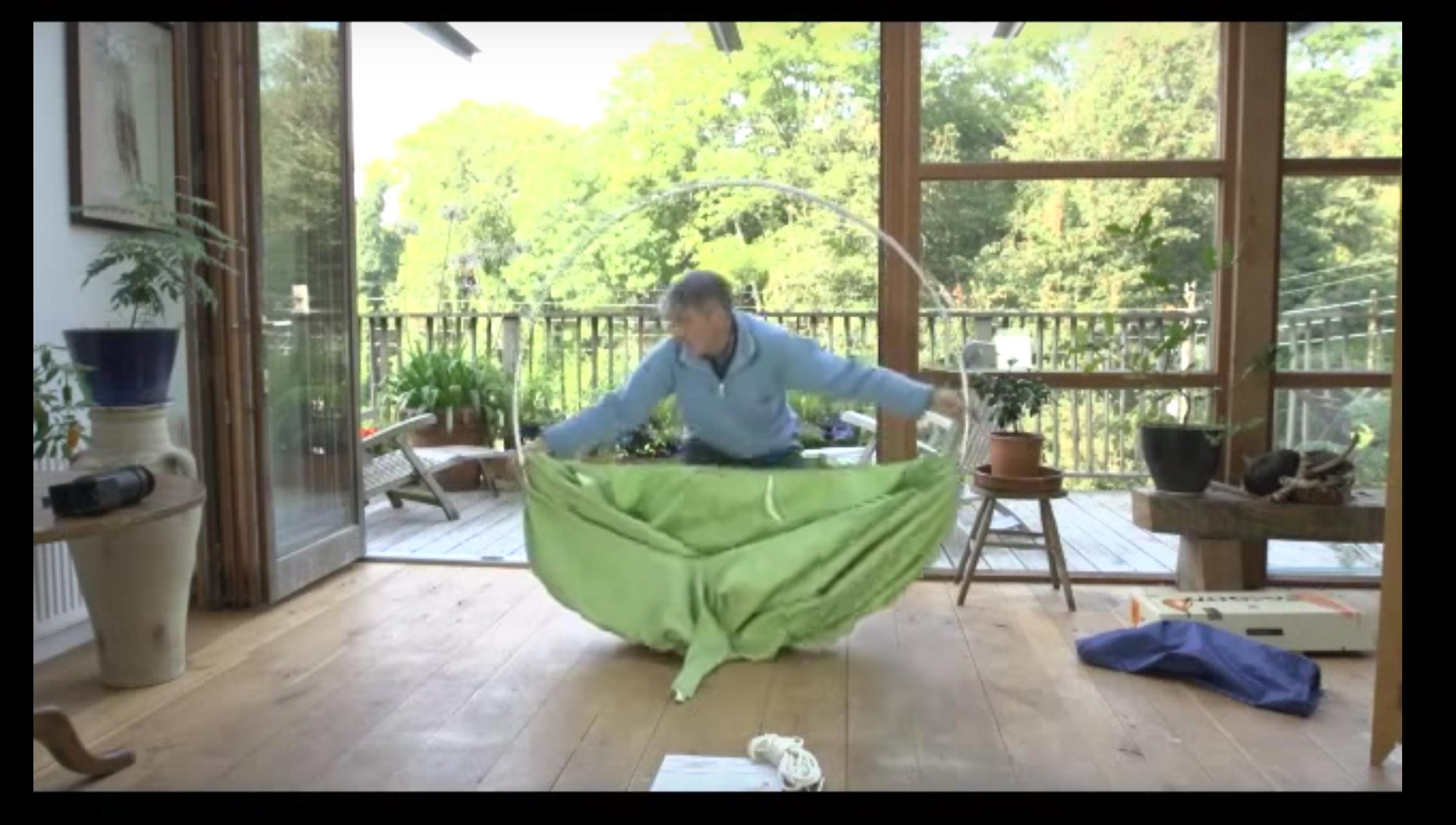 Comment Installer Un Hamac Sans Arbre cacoon - hamac suspendu intérieur ou extérieur - guide d'achat