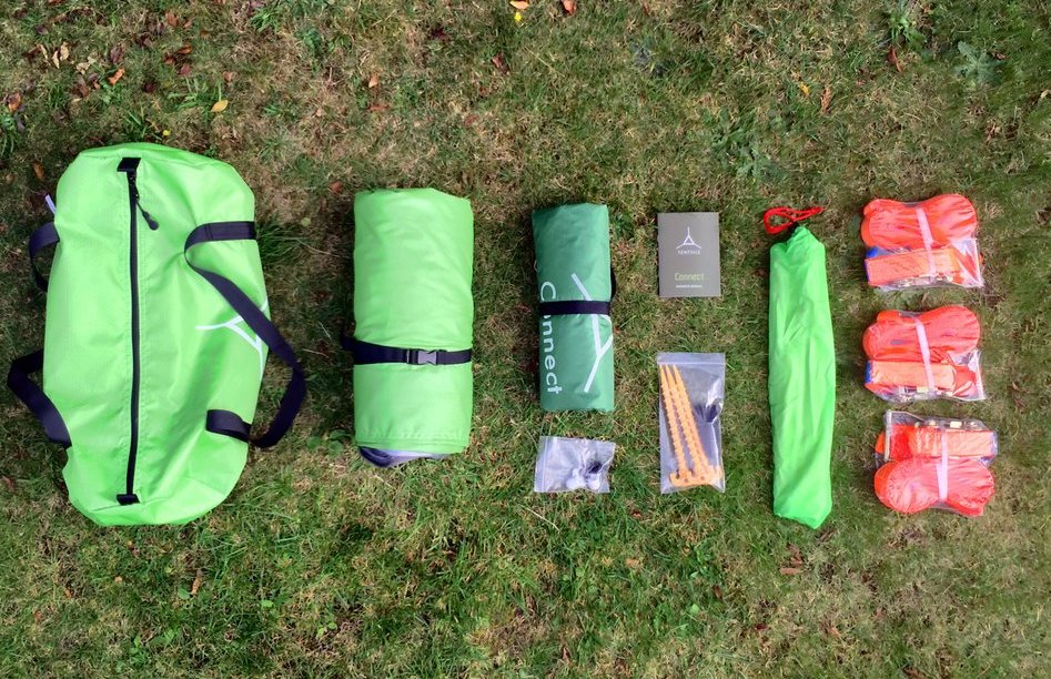 Kit Tentsile Connect